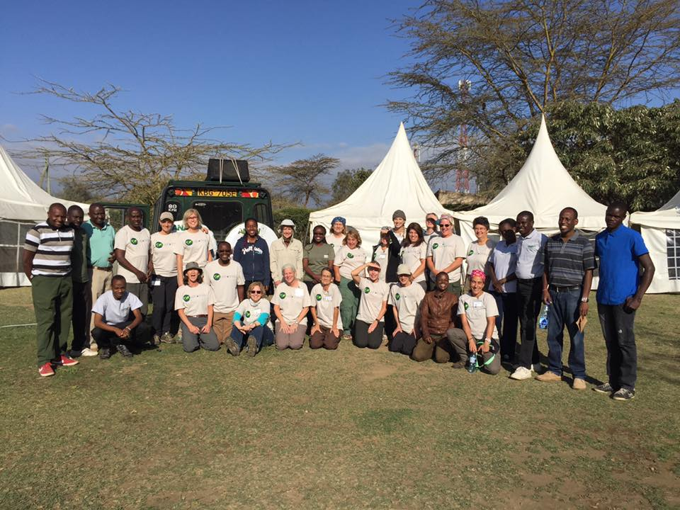 Whole Crew from Kenya 2016 | Vet Treks Foundation