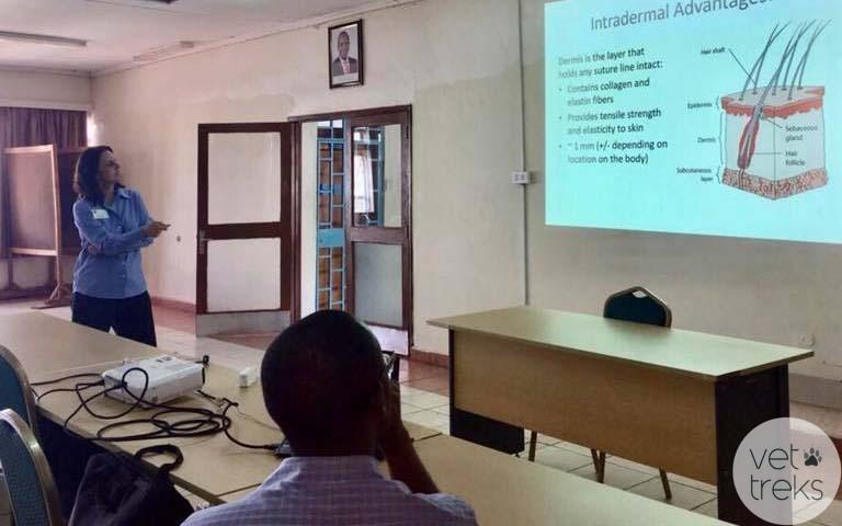 Creating Sustainable Veterinary Care in Kenya